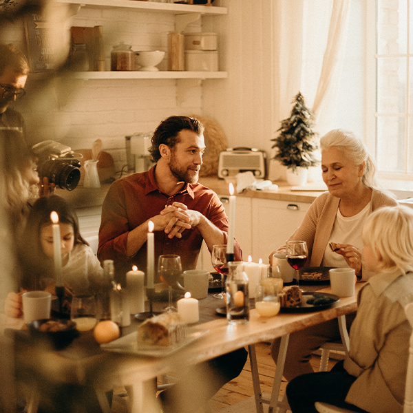 How to Handle the Holidays with Hearing Loss